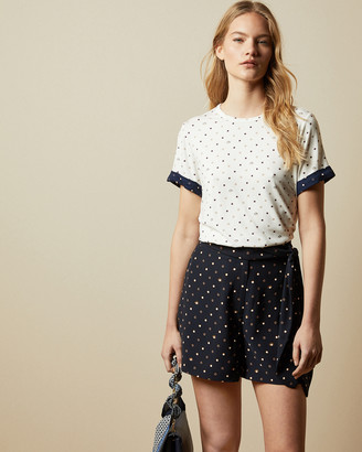 Ted Baker JOANNAH Spotted T-shirt