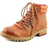 Mia Lance Round Toe Synthetic Boot.