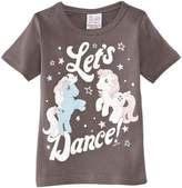 Logoshirt Girl's Kids My Little Pony Let's Dance T-Shirt,(Manufacturer Size:104/116)