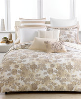 Vera Wang Etched Roses California King Sheet Set