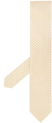 Salvatore Ferragamo Elephant Print Tie