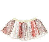 Baby Starters Baby Girls 3-12 Months Mixed-Media Tutu Skirt