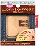 Physicians Formula How-To-Wear Bronzer - Light Bronze (Pack of 2)