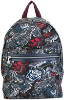 Kenzo 'Flying Tiger' backpack - unisex - Calf Leather/Nylon - One Size