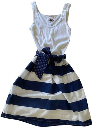 Tommy Jeans White Cotton Dresses