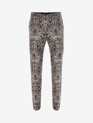 Alexander McQueen Sarabande Lace Pants