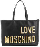 Love Moschino Women's Logo Tote Bag Black