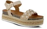 Spring Step Patrizia By Pearlianno Espadrille Platform Sandal