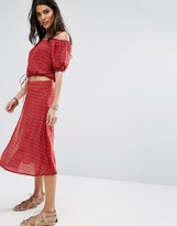 Faithful the Brand Faithfull Mahon Skirt