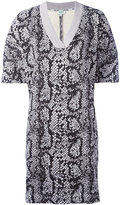 Kenzo Snake dress - women - Cotton - S