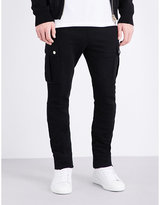 Balmain Skinny Cotton-jersey Jogging Bottoms