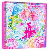 Lilly Pulitzer Lover's Coral Picture Frame