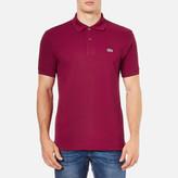 Lacoste Polo Shirt Bordeaux