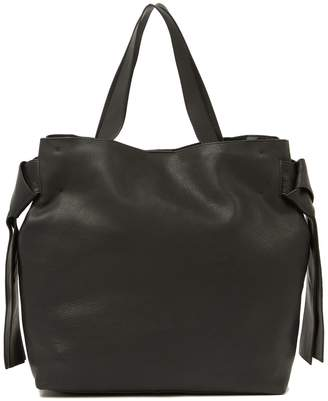 Vince Camuto Cyra Leather Tote