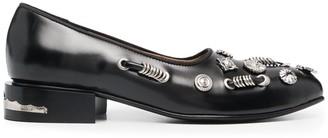 Toga Pulla Stud-Detailing Loafers