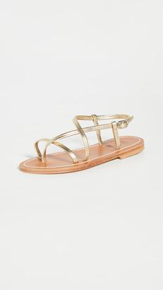K. Jacques Muse Sandals