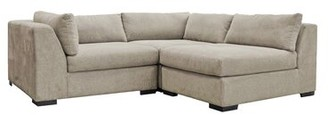 Thomas Laboratories Modular Sofa Home by Sean & Catherine Lowe Upholstery Color: Sand