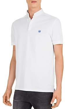 The Kooples Pique Regular Fit Polo Shirt
