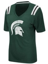 Thumbnail for your product : Colosseum Women's Michigan State Spartans Rock Paper Scissors T-Shirt