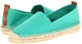 Ralph Lauren Cassy (Turquoise Canvas) - Footwear