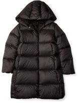 Ralph Lauren Channel-Quilted Down Coat