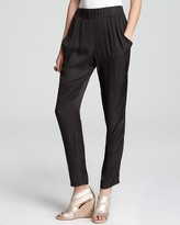Alexis Quotation Pants - Alana Tapered