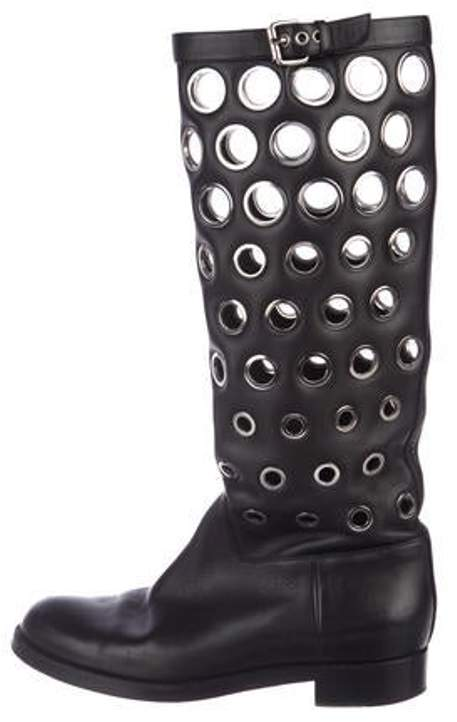 fef70a2e9dd Apollobotta Knee-High Boots Black Apollobotta Knee-High Boots