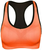 Qiaoer Women's Padded Running Sports Bras shockproof Fitness Workout Yoga Bra (XL, )