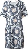 Tsumori Chisato floral print T-shirt dress
