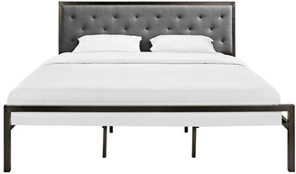 Modway Mia Fabric Bed