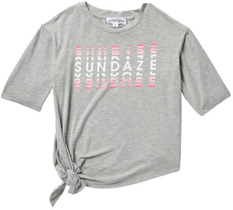 Ten Sixty Sherman Side Tie Sundaze Tee (Big Girls)