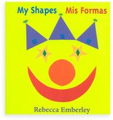 Bed Bath & Beyond My Shapes Book by Rebecca Emberly