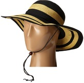 San Diego Hat Company RBL4783 4.5 Sun Brim Hat with Adjustable Chin Cord