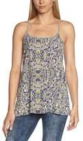Blend of America Women's Idun Mix Top Sleeveless Vest