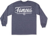 Famous Stars & Straps Men's Loyal Fam Graphic-Print T-Shirt