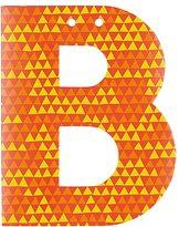 'B' Perfect Pattern Boy Letter
