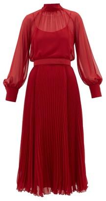 Max Mara Maliza Dress - Red