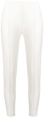 Le Tricot Perugia Cropped Fitted Trousers