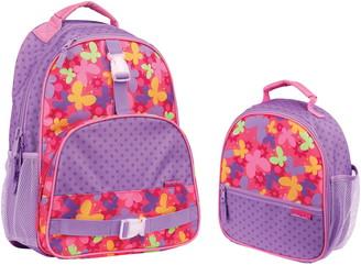 Stephen Joseph Butterfly Backpack & Lunchbox