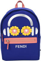 Fendi embellished backpack