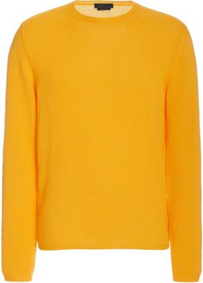 Prada Cashmere Knit Sweater