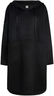 Totême Wool-Cashmere Pullover Coat