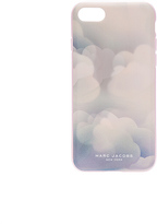 Marc Jacobs Julie Vehoeven Lenticular Clouds iPhone 7 Case in Blue.