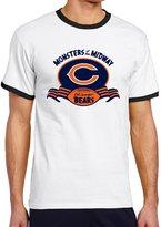NC2FC Chicago Bears 100% Cotton T-shirt For Man's XXL Popular T-shirt