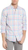 Vineyard Vines Men's Boway Check Tucker Slim Fit Sport Shirt