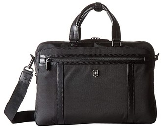 Victorinox 13 Werks Professional 2.0 Laptop Brief (Black) Bags
