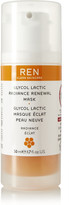 Ren Skincare Glycol Lactic Radiance Renewal Mask, 50ml - Colorless