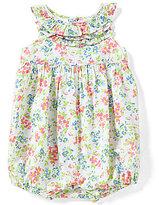 Ralph Lauren Baby Girls 3-24 Months Floral-Print Shortall