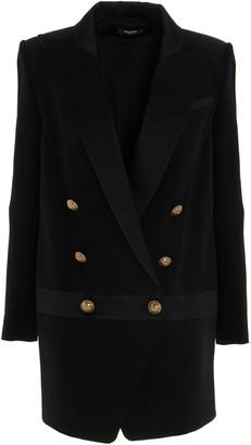 Balmain Tuxedo Blazer Dress