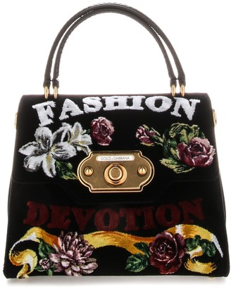Dolce & Gabbana Top Handle Hand Bag